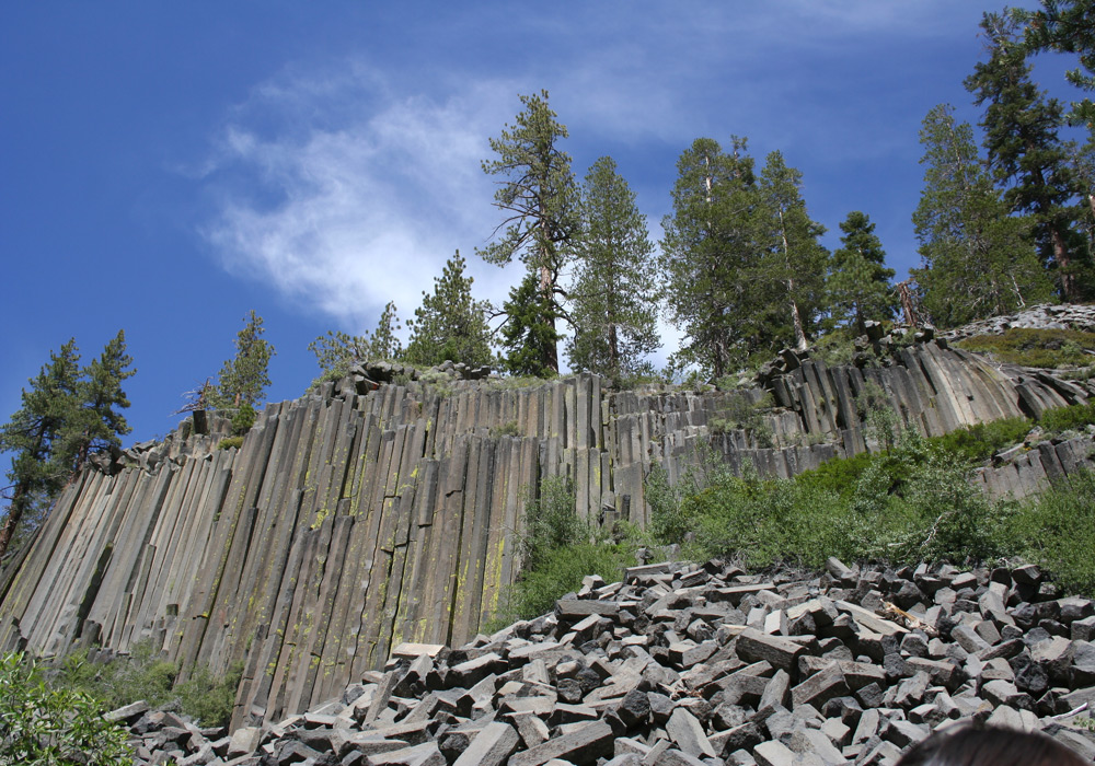 an essay on the camp devils postpile Some details of the geologic origin of the devils postpile are not completely clear, but enough is known to reconstruct much of the story until recently, it was thought to have formed about one million years ago.