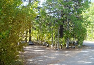 Gull Lake campground RV rentals