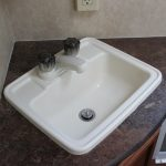 AIC Model Ultimate 262 Bathroom Sink