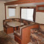 AIC Model Ultimate 29BH Dinette and Sofa Slide Out
