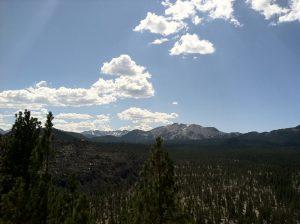 Eastern Sierra Camping