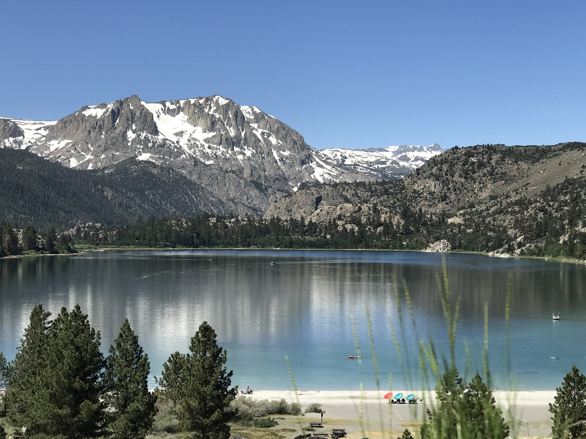 RV Camping And More At June Lake