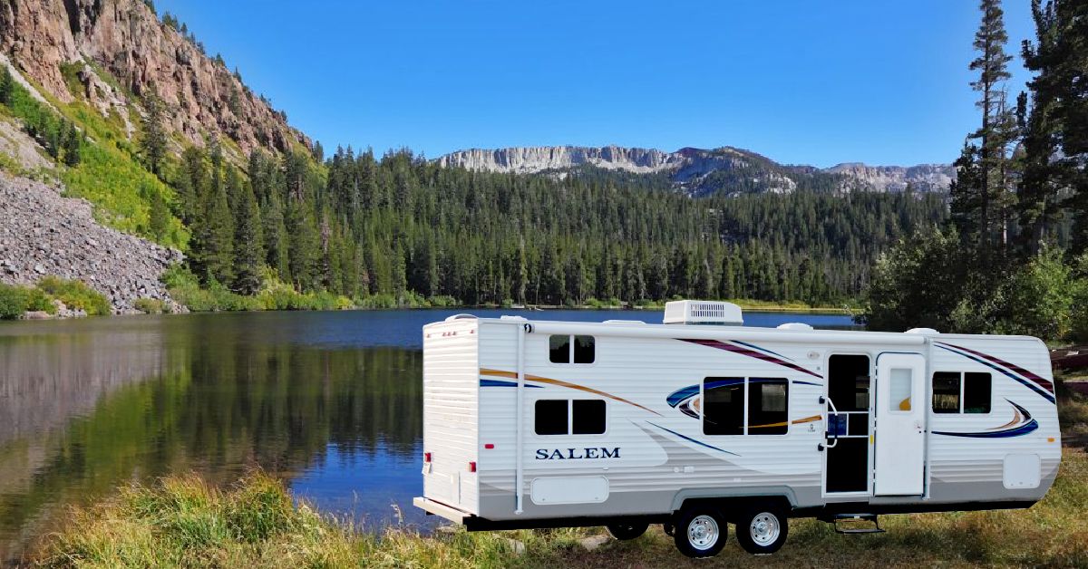 Rv Rentals And Camping In California Adventure In Camping