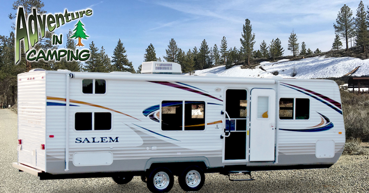 RV Trailer Rentals in California | Adventure in Camping