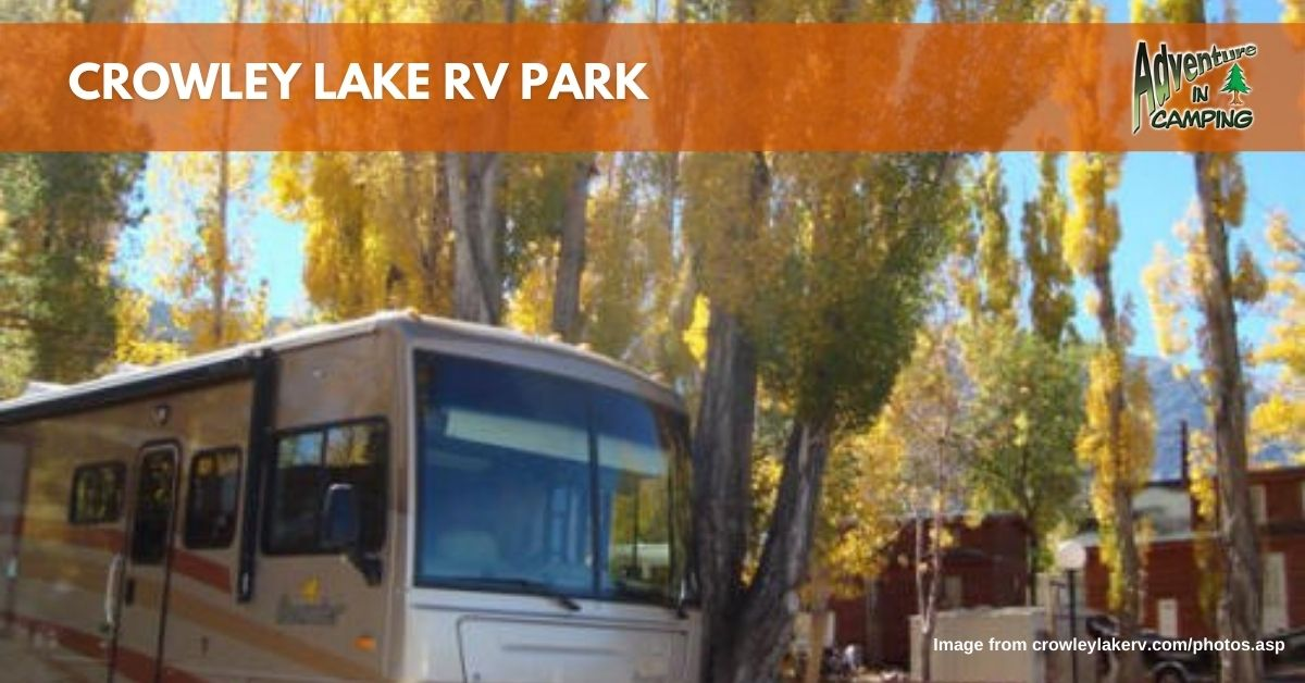 Crowley Lake RV Park